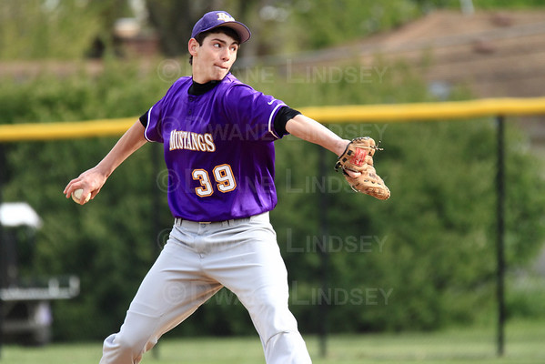 Sophomore - Notre Dame vs Rolling Meadows - 04-10-12