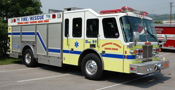 Anderson County Rescue Squad