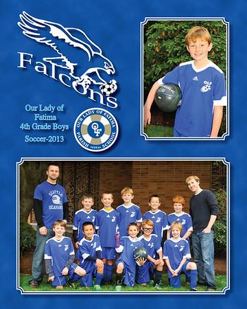 2013 Soccer 4th Gr Boys
