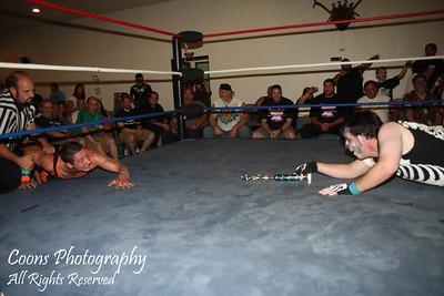 WrestleJam 7 - Nocturne & Vin the Chin vs Lukas Sharp & AJ Cruise
