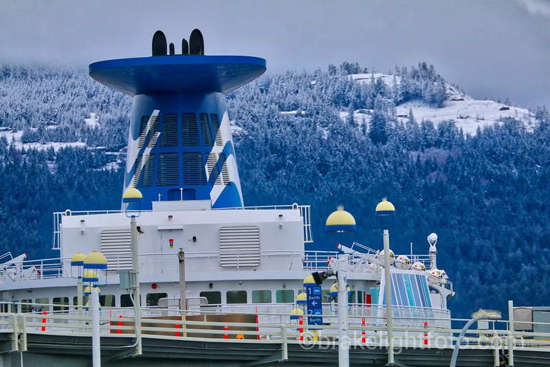 BC Ferry at Swartz Bay