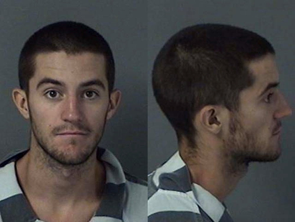 . Jesse James Allen was arrested Aug. 1 in Carbondale on a weapons violation