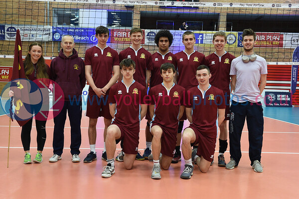 2019-04-12 S5/S6 Boys Schools Cup Finals