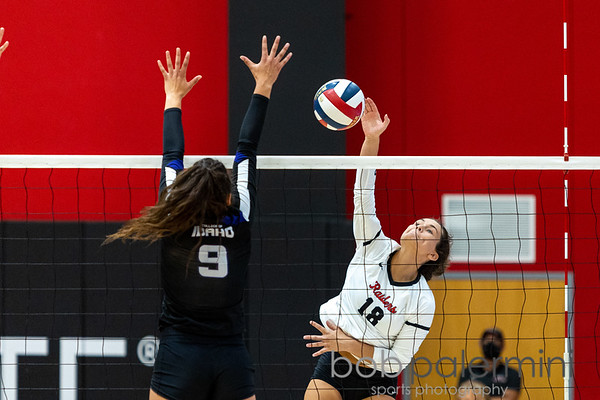 SOU Volleyball 9-24-21