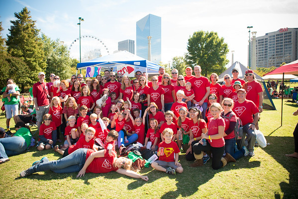 2014 Atlanta Buddy Walk