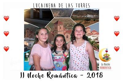 II Noche Romántica - 2018