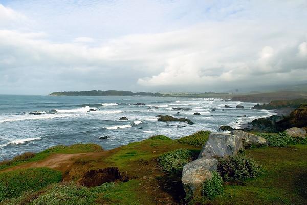 US Hwy 1 - San Simeon to Monterey