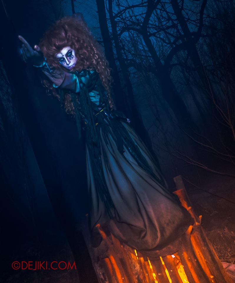 Halloween Horror Nights 6 - Salem Witch House / Augusta unaffected