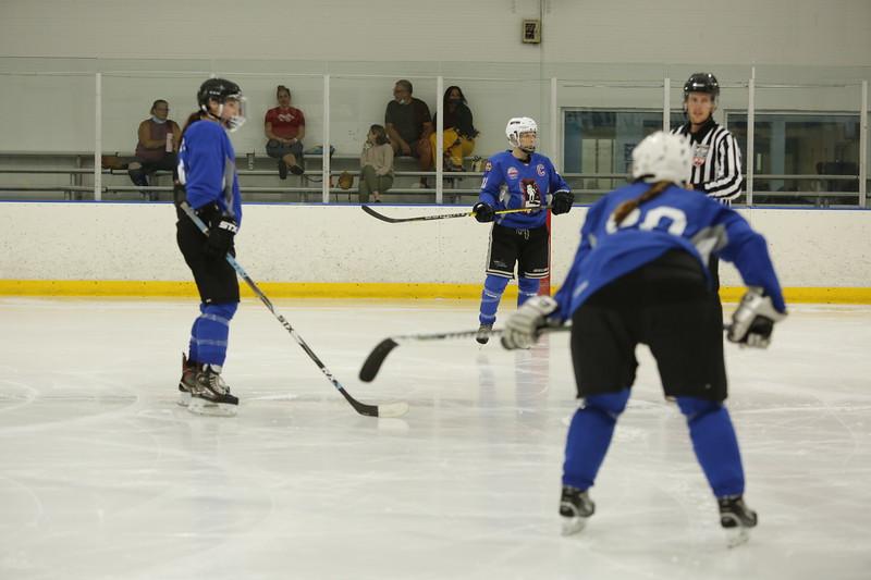 Hockeynauts vs Hiller