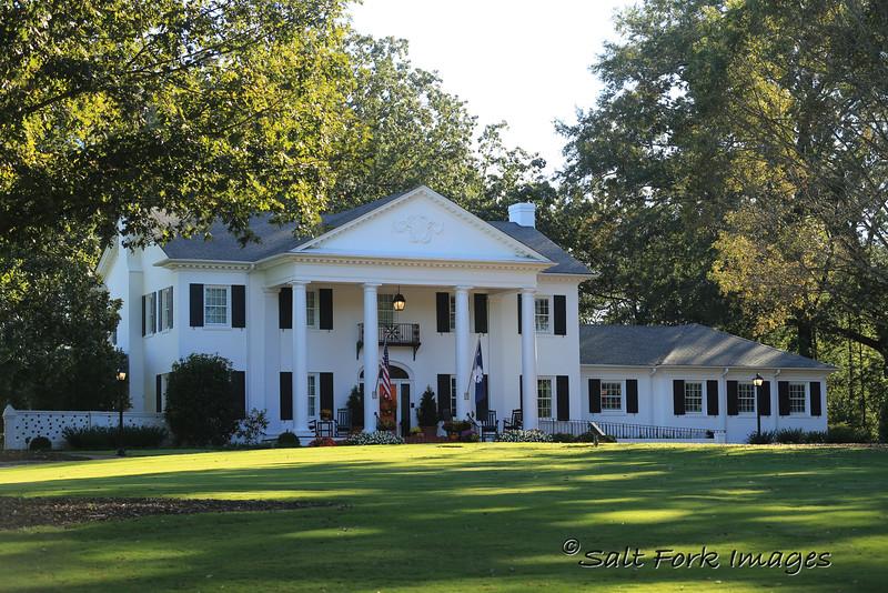 President's Home - Clemson University - Clemson, South Carolina