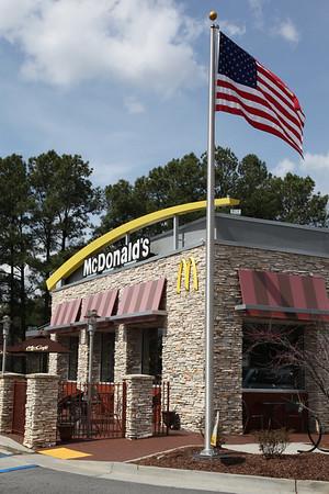 McDonald's All-American Basketball Team (Dunwoody, GA)