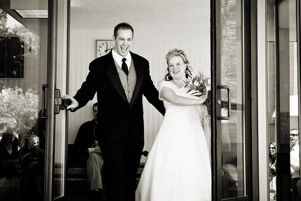 Whitney and Ryan Wedding