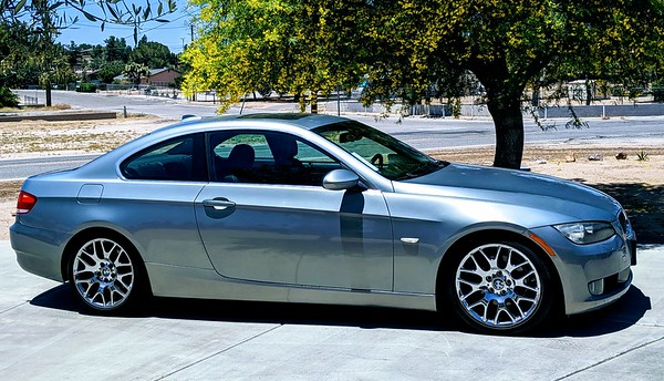Our 2008 BMW E93 Coupe