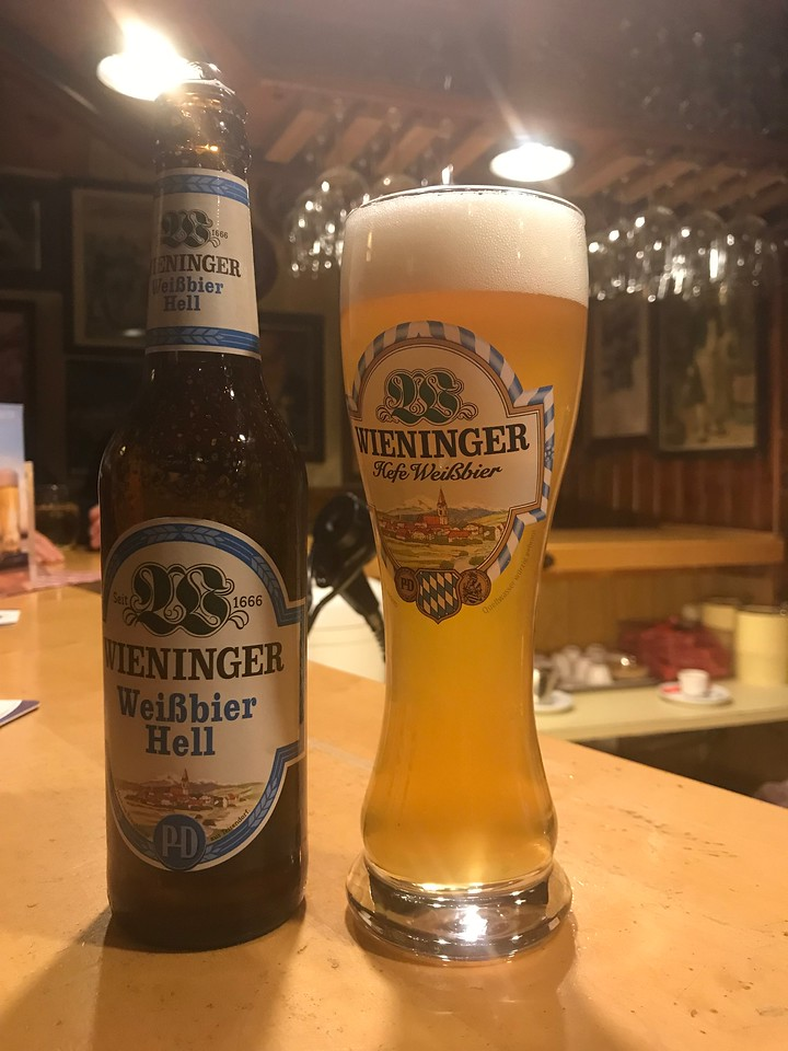 Wieninger Weissbier Hell - Simon W - Our Man In The South