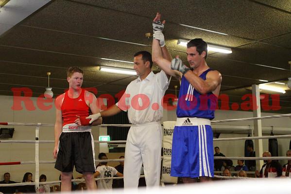 2009 08 15 Golden Gloves Semi Finals Bout 14