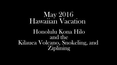 Hawaii Video Photo DVD