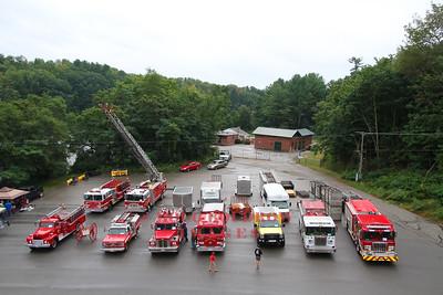 Rollinsford, NH Fire Apparatus Show, 9-18-16