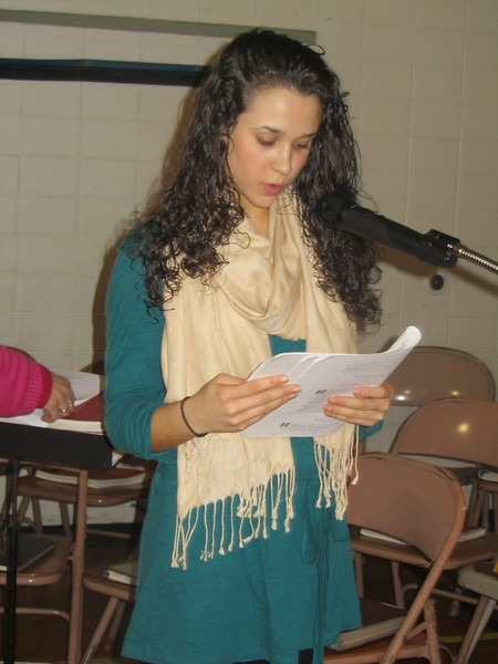 Community Life - Presanctified Liturgy - March 7, 2012