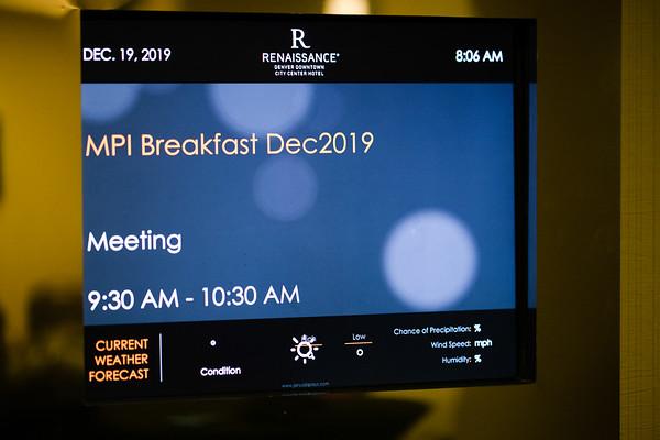 12.19 MPI Educational Breakfast