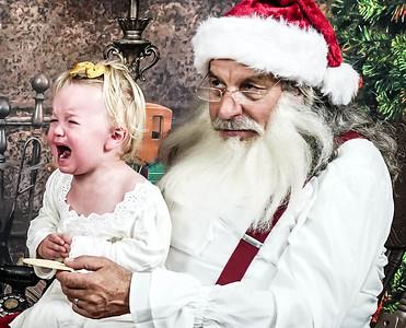 Miss Peyton 2019 Santa