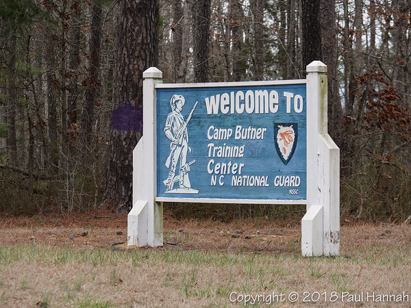Camp Butner Training Center - NCNG - Butner, NC