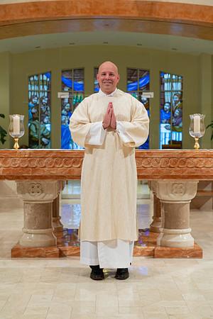 Tom Spicer Diaconate Preparation