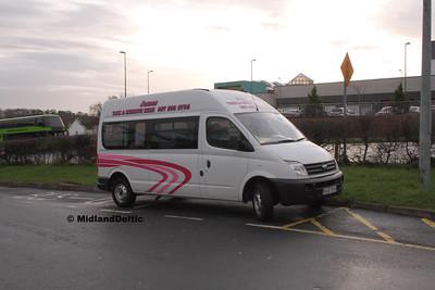 Portlaoise (Bus), 28-01-2016