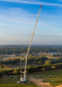 500 Foot Crane - Deep South Cranes