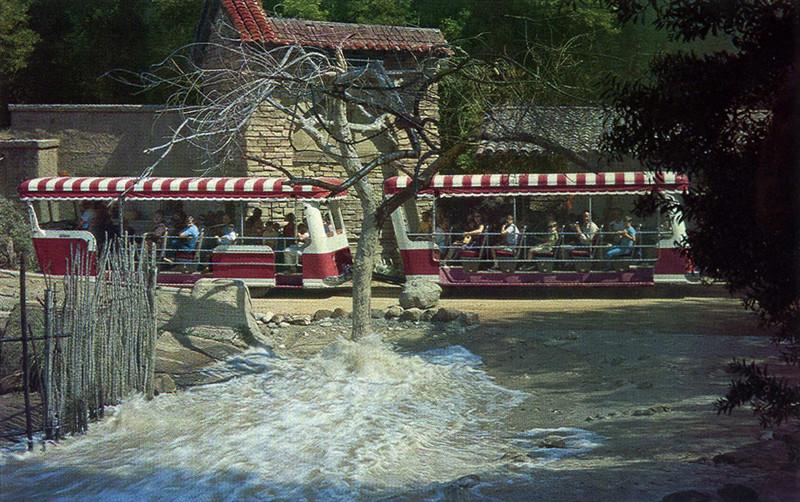 Glamor Tram Flash Flood