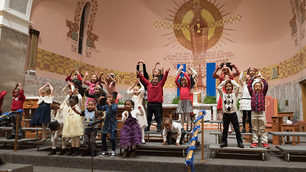 Gesu Christmas Celebration 2016