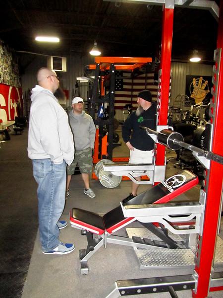 Murph & Eric at EliteFTS