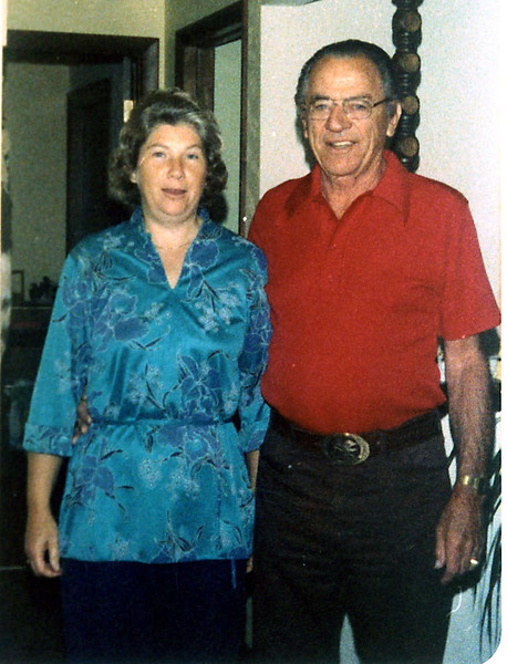 "Evelyn Cain and ""Bud D"" Duncan"