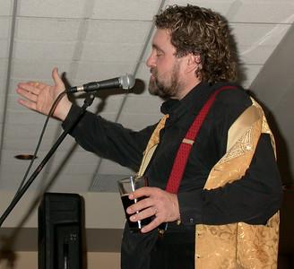 Brendan Grace - June 2002