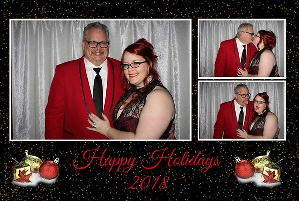 Intertel Holiday Party