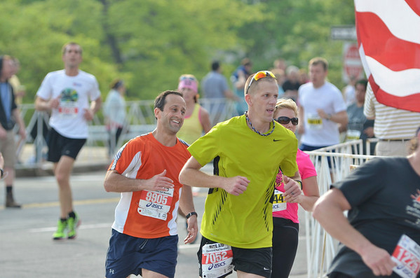 Cleveland Marathon, Half Marathon & 10K 2013