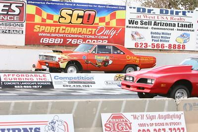 Speedworld Motorplex, Whitman, AZ, February 10, 2007