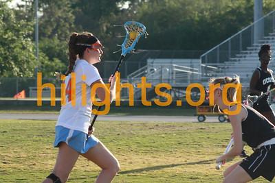 Lacrosse Girls 4-1