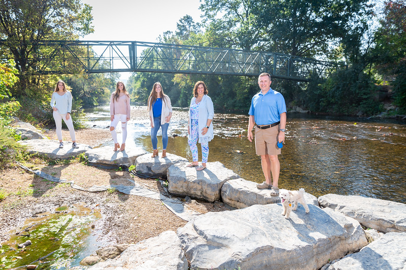 The Hubbard Family | Family Session in Waynesboro, VA