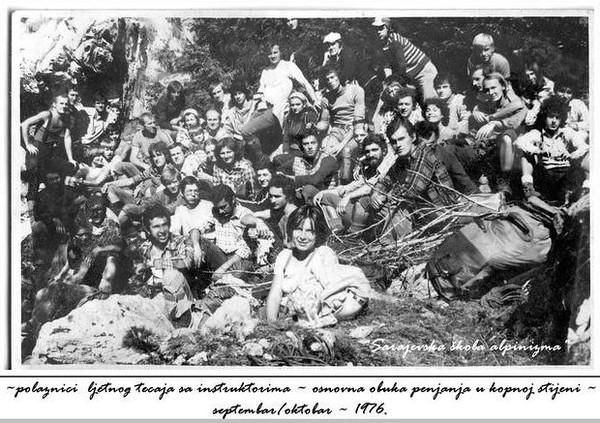 Romanija - Septembar 1976