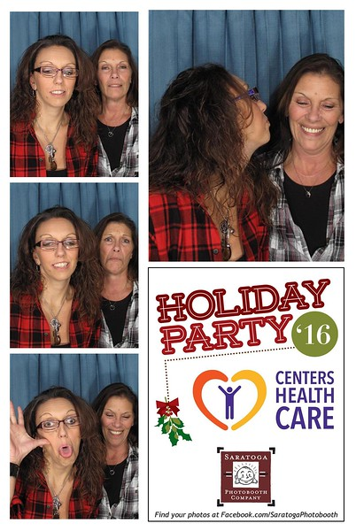 Centers Health Care Holiday Party