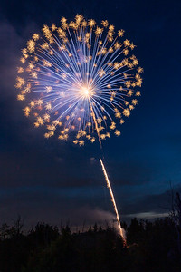 2019 - 4th of July Fireworks in Sammamish
