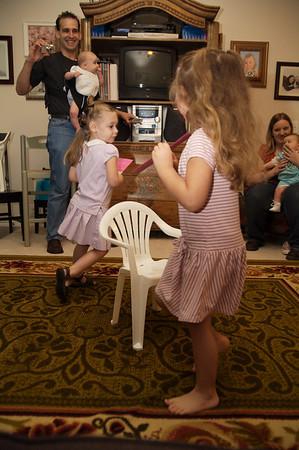 Eleanor's 4th Birthday Party