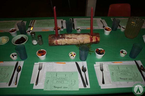 Camper Final Banquet