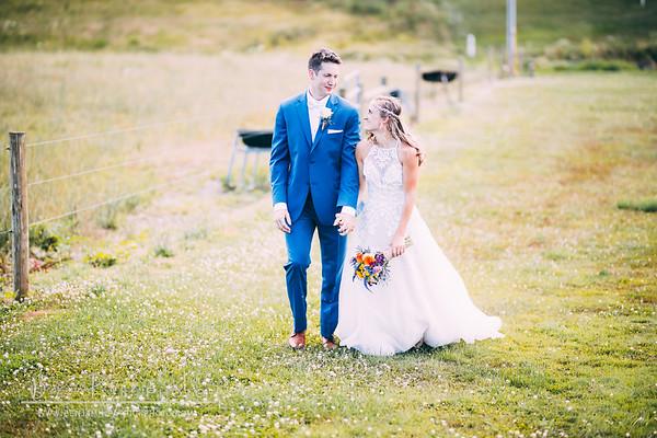 Ben + Alexa Cornelius Wedding