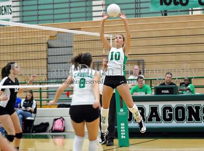 2010-09-17 - Denton Guyer v Carroll (Varsity Volleyball)
