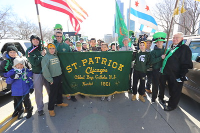 2017-03-11 Downtown St Patricks Day Parade