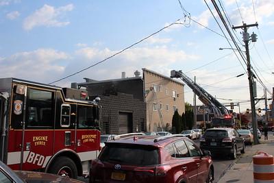 Fatal fire - 2353 Main St Bridgeport, CT - 4/21/2021