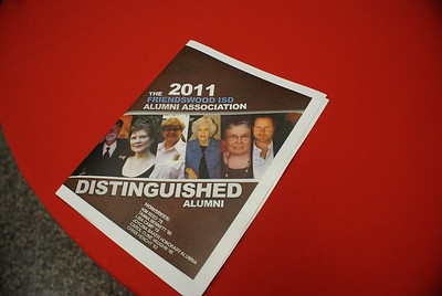 Distinguised Alumni Reception