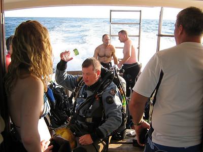 Sponsored Dive on the Sea hawk