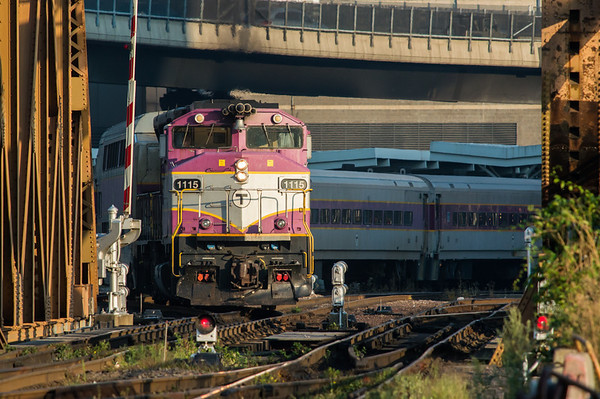 MBTA Commuter Rail Photo Roster